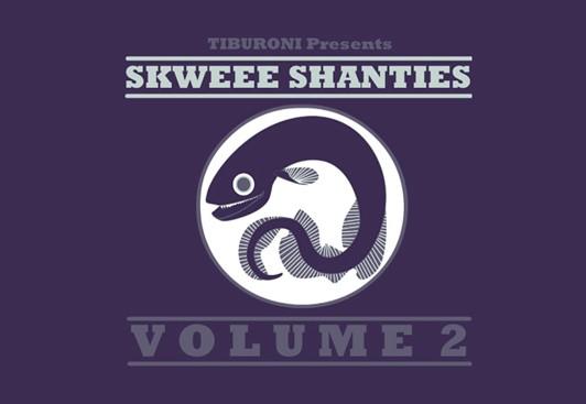 Tiburoni-skweee-shanties-volume-2