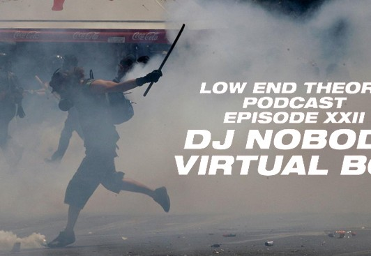 Low End Theory Podcast 22 Nobody Virtual Boy